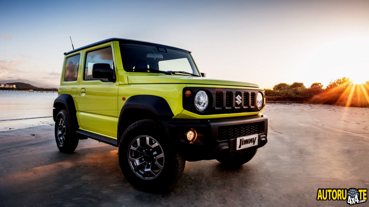 Suzuki JIMNY in lizza al Car Design Award 2019