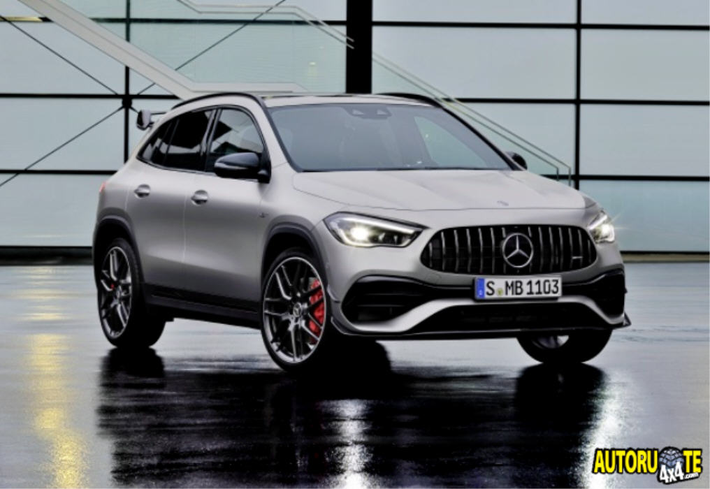 Nuovo Mercedes-AMG GLA 45 4MATIC+