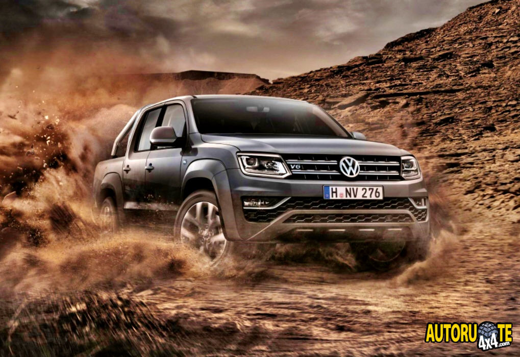 Nuovo Volkswagen Amarok Model Year 2018