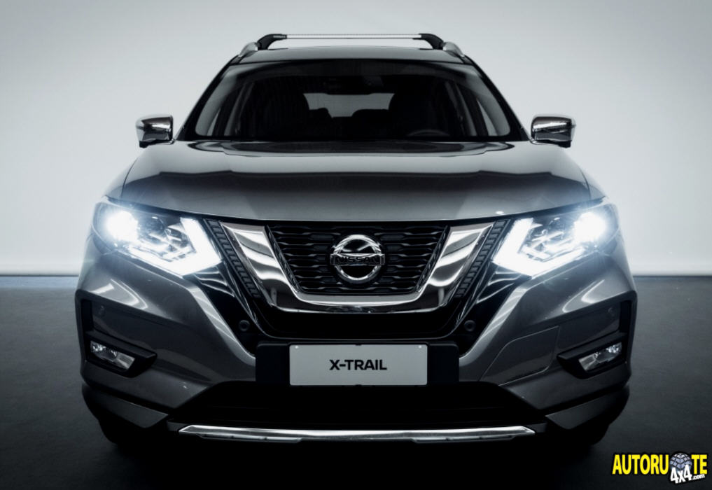 Nissan X-Trail Salomon (2020)
