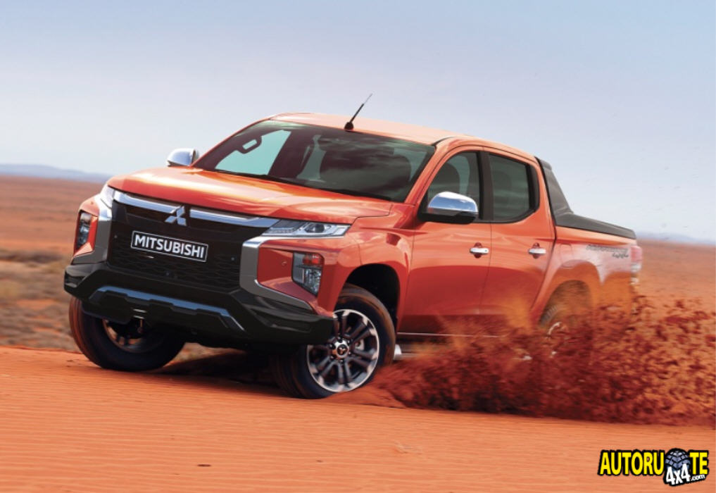 Mitsubishi L200 Hurricane Limited Edition