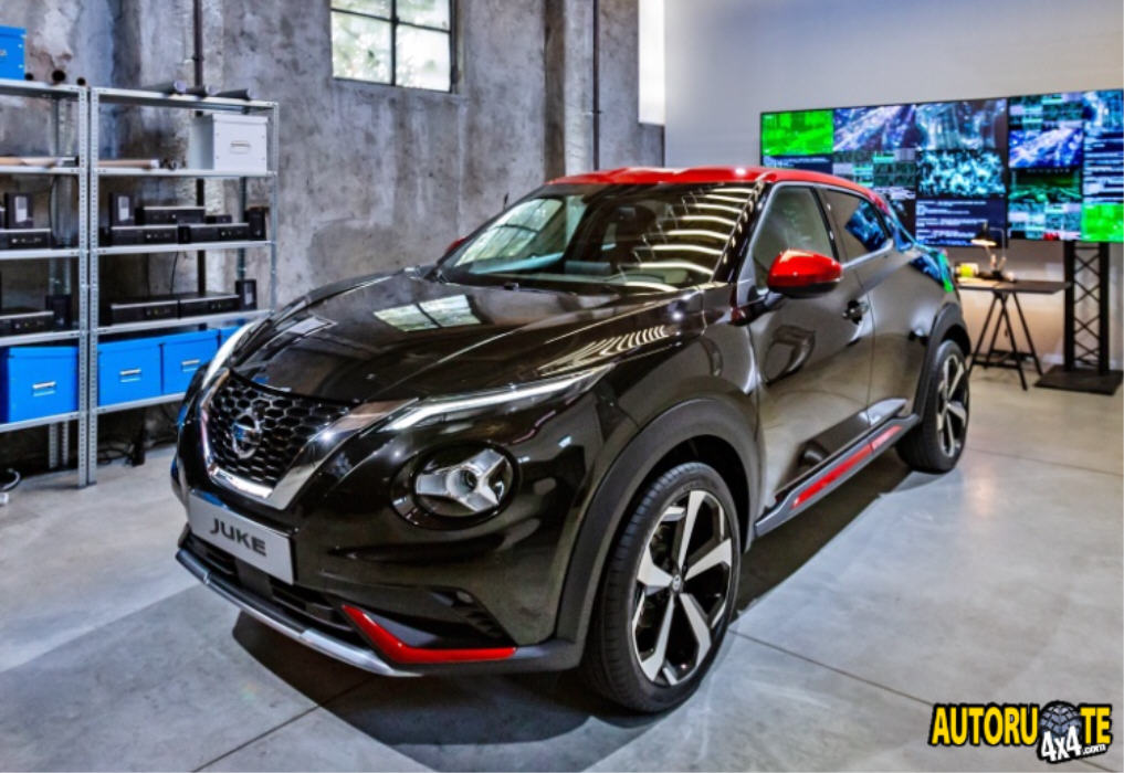 Nuovo Nissan JUKE Premiere Edition 2019