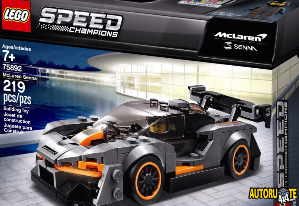 McLaren Senna LEGO® Speed Champions 2019