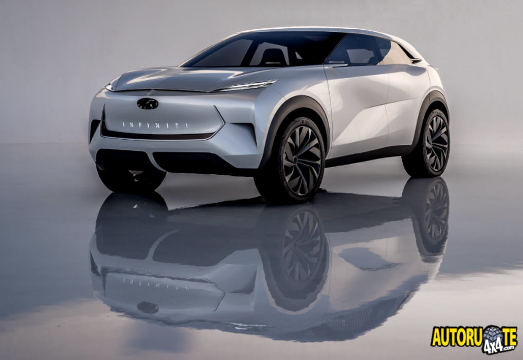 INFINITI QX Inspiration: EyesOn Design 2019
